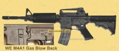 M4A1 Gas Blow Back (marking version) by WE